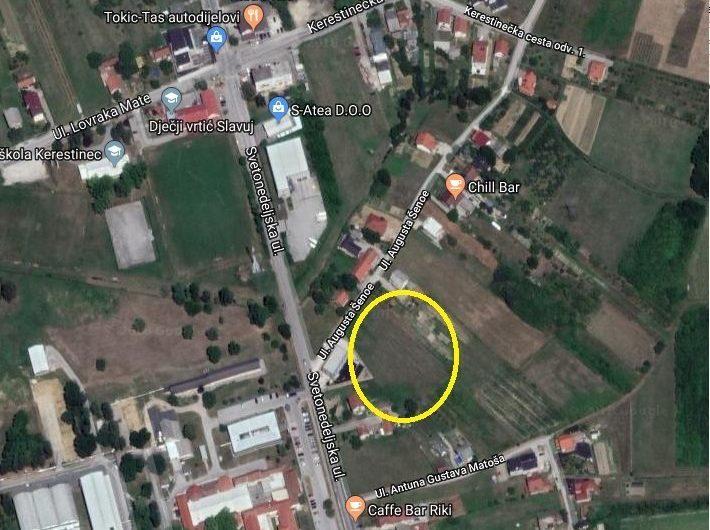 Kerestinec, građevinsko zemljište, 4.073 m2