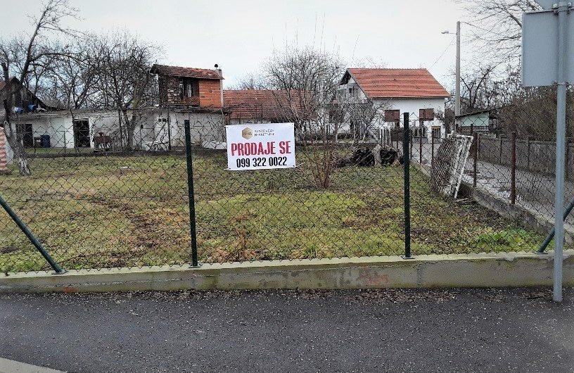 Građevinsko zemljište, Strmec, 635 m2