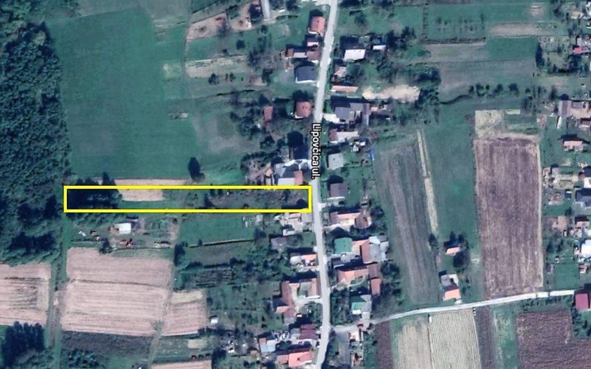 KRIŽEVCI – građ. zemljište, 1.800 m2