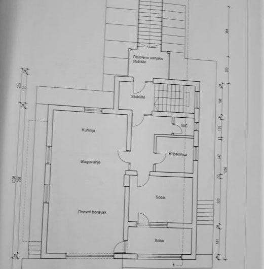 G. VRAPČE – atraktivna samostojeća kuća, 300 m2 (SNIŽENO)
