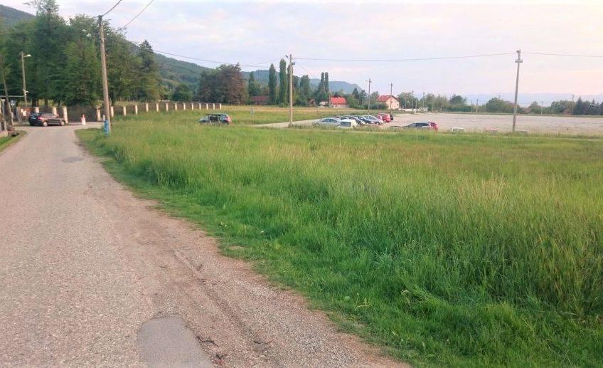 GORNJA BISTRA – građevinsko zemljište, 1.615 m2
