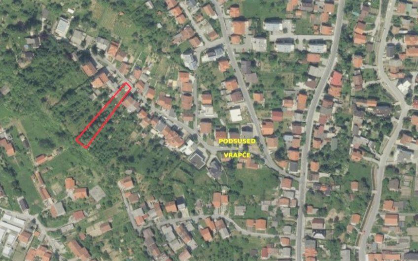 VRAPČE – građ. zemljište, 1.270 m
