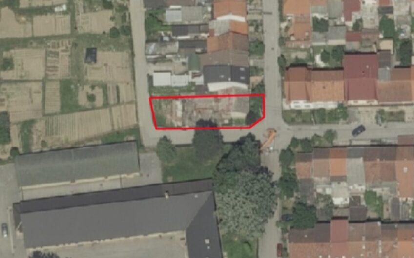 VUKOMEREC – građ. zemljište sa starom kućom, 330 m2